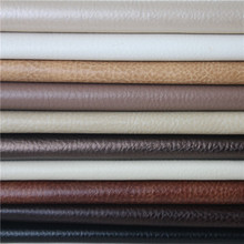 2016 new products PU rexine leather China eco-friendly PU composite leather for sofa furniture