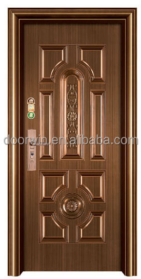 Cheap And Modern Exterior Stainless Steel Security Door