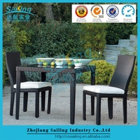 Outdoor Garden Rattan Patio Lawn Cafe Furniture