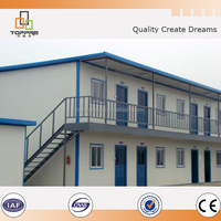 Environmental new type the most strong smart prefab house