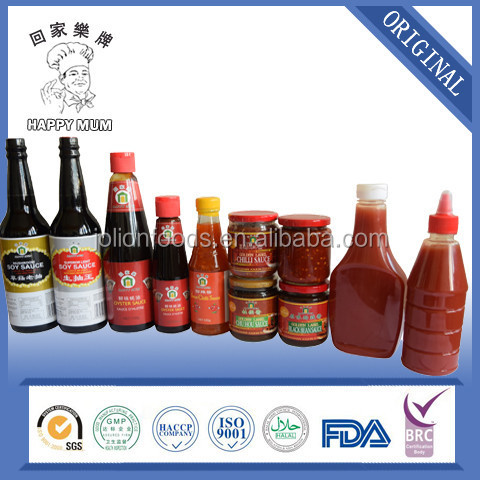 brc restaurant natual Hot Chili Sauce 700g