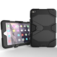 Wholesale Premium Quality Heavy Duty Rugged Cover For iPad Mini 4 Cover