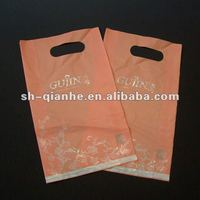 HD PE comestic packing bags