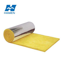 ce high quality heat insulation loose excellent glass wool rool manufacturers