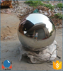 mirror polish stainless steel hollow metal sphere for sale