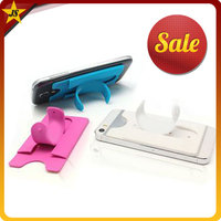 3m sticker card holder stand for smartphone