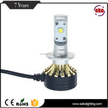 Car Light H11 H4 H7 H8 H10 H16 9005 9006 9012 D2S Base Xhp50 36W Super Bright Led Headlight Bulb H7
