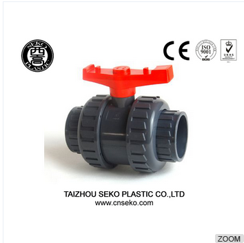 China Supply UPVC True Union Ball Valve/PVC Pipe Fittings For Sale