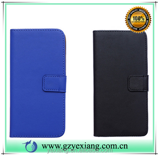 Wholesale alibaba wallet case back cover for Samsung galaxy note 2 pu leather flip cover stand case with card slot