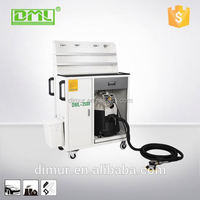Industrial mobile dry automatic dust collection machine/dust extraction system