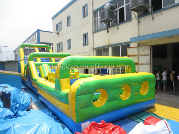 inflatable obstacle course/ inflatable combo foe sale
