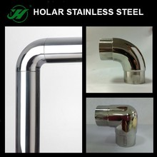 stainless steel stair handrail accessories, hardware product for stair