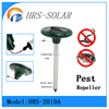 Eco-friendly Outdoor Garden Yard Ultrasonic Sonic Mole Snake Rodent Solar Vole Repeller