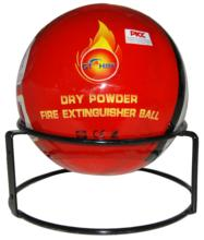 Fire extinguisher ball with CE/ROHS/MSDS/ISO certifications