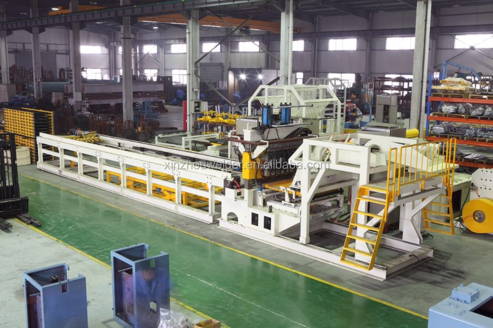 Intermediate Frequency Sewer Steel Grating Pressing Welding Machine