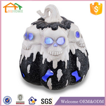 Custom made Halloween Decoration polyresin craft resin pumpkins