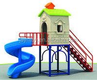 manufacture Mushroom theme kids outdoor playgrounds children sports equipment 2017 high quality plastic outdoor playground