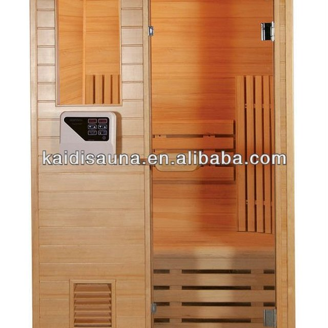 Traditional home Sauna Room for 2person (KD-8002SC)
