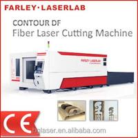 DF4020 high power 1000w 2000w fiber laser cutting machine