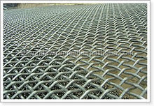 ss crimped woven wire mesh