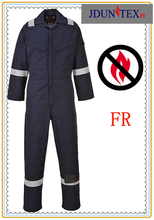 Jduntex 2017 New Arrival flame retardant aramid coverall /nomex iiia fabric for fireproof uniforms
