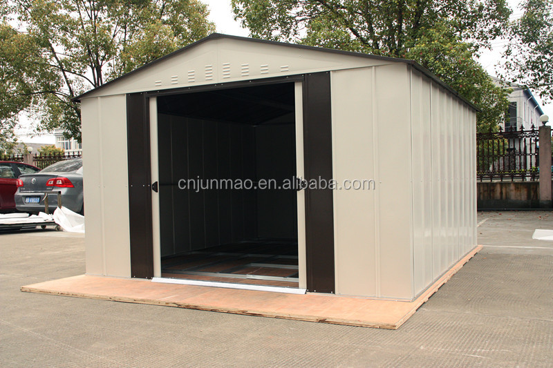 Recycled movable poultry shed, steel structure container farm garden shed,garden shed metal