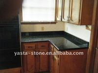 Green Granite Countertop,Vanity top