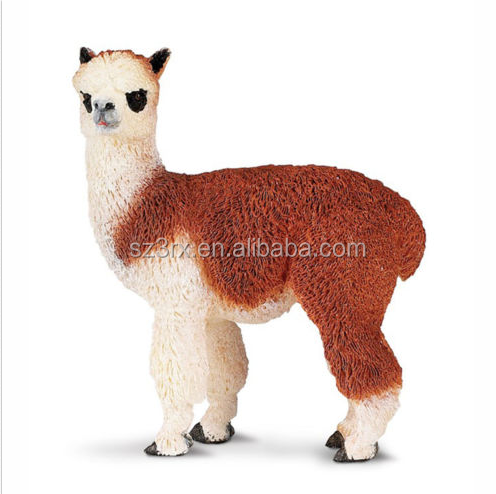 Making custom pvc material wild animal toys oem bulk plastic animal toys