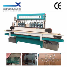 ZXM-C251 Crystal Mirror Glass Beveling and Polishing Machinery