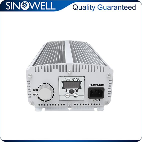 China Honest Manufacturer SINOWELL 400w 600w 1000w HPS Grow Light Electronic Ballast