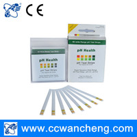 China online shopping true pH test strips 4.5-9.0, diagnostic test kit