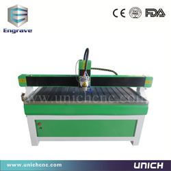 Jinan 1212 cnc wood router engraving machine/4x8 ft cnc router