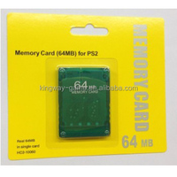 For PS2 Memory Card led light