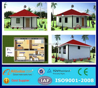 prefabrik prefab light steel structure mobile house designs in india