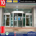 aluminium commercial door , automatic sliding door