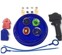 Beyblade Bowl With Four Beyblade Two Launcher Stadium Beyblade For Kids Have Fun Wholesale