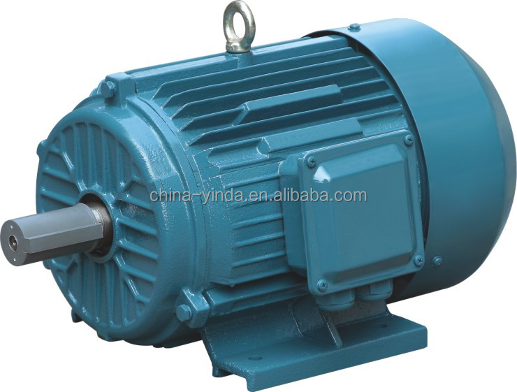 TOPS Y Y2 YC YCL Series Small AC electric motor 400V 60Hz single/three phase