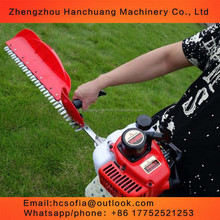 600mm garden double edged Gasoline Hedge trimmer