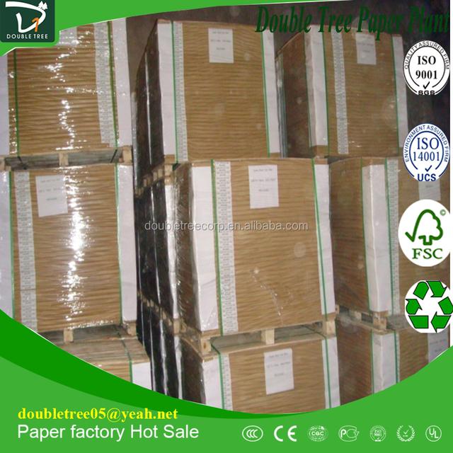 Printer Paper Sheet Duplex Board 300GSM Paper Supplier