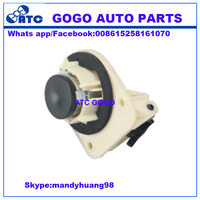 GOGO Auto parts european trunk LID door key Lock Cylinder W/KEY for peugeot 405 93 872644 872664 252200