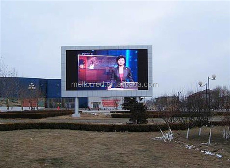 P4.81 outdoor die casting aluminum rental led video wall led panel