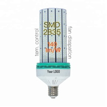 wholesale street home replacement heat resistant 220v 150w 200w 250w watt disco low lamp cost E27 e39 e40 bulbs led corn light