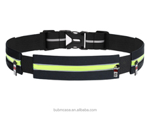 Light Green Waist bag Casual Waist Pack fanny pack Waterproof Running Bags Purse Mobile Phone Case for SAMSUNG IPHONE pocket