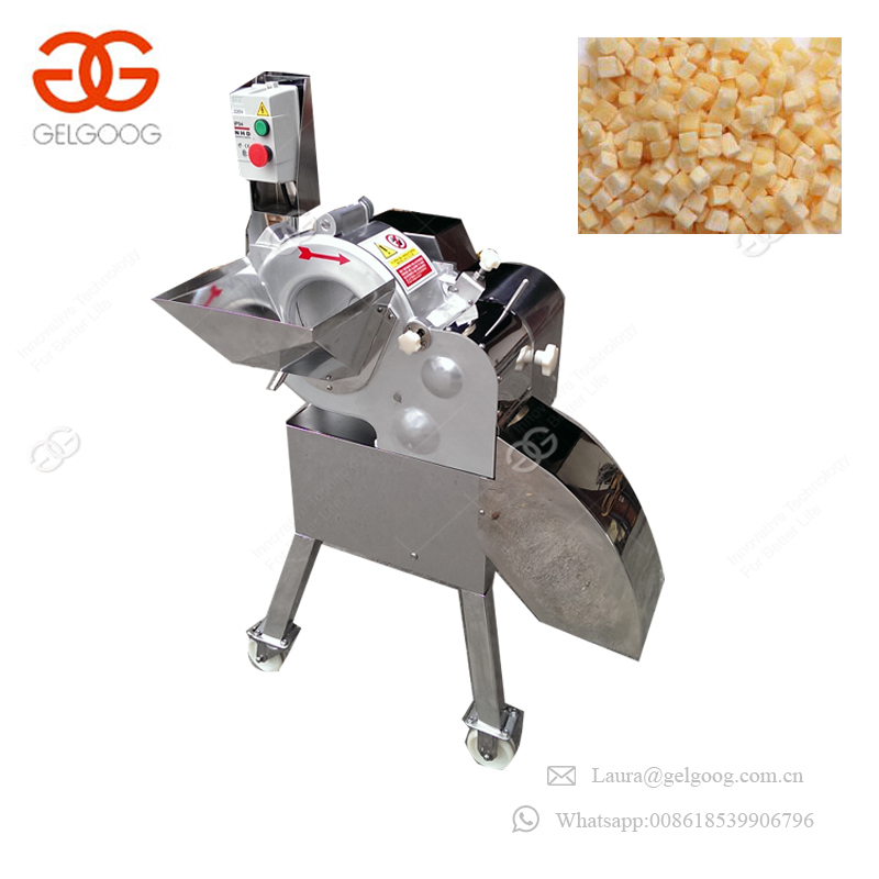 Automatic Potato Cutting Onion Cutter Vegetable Cutting Machine