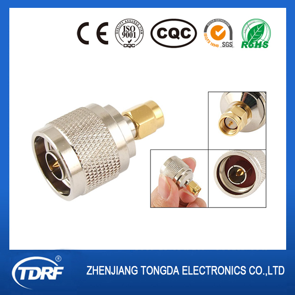N male to SMA male adapter good quality made in China