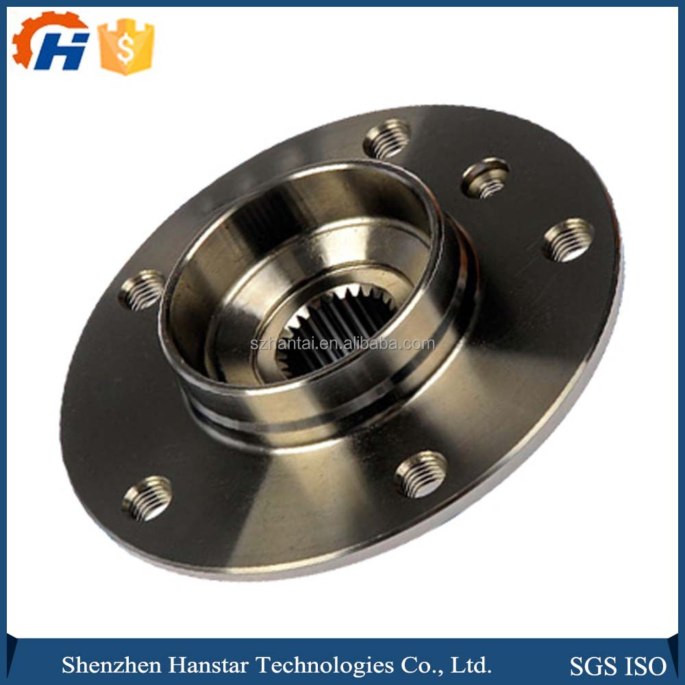 ISO Standard Machinery Industrial Parts With