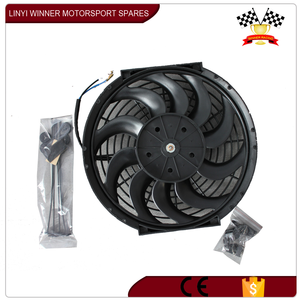 With competitive prices 300*320*60 24v auto for mercedes w221 radiator cooling fan