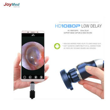 Mini portable medical Endoscope camera with led endoscope light Source