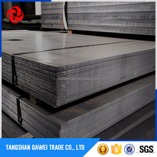 q235 Prime Hot Rolled Steel Sheet/Mild Steel Plate in china tangshan