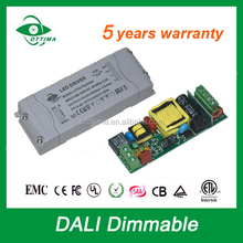 Waterproof ip67 pwm dimmable led dimmer constant current 0-10V compatible led driver CE RoHS approval